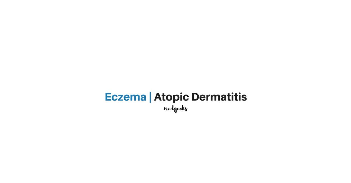 eczema atopic dermatitis