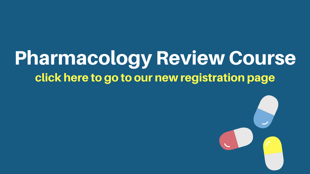 pharmacology review course